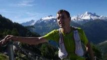 80km - Passage au Barrage d'Emosson - Chamonix Marathon du Mont-Blanc 2015