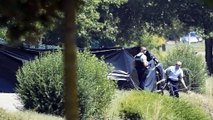 """Attentat en Isère : la compagne du suspect : """"On a une vie de famille normale"""""""
