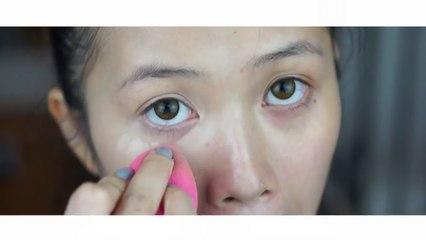 Monday Beauty Tips︱持久不龜裂的亮眼遮瑕術 X   Under-eye Concealer Tips