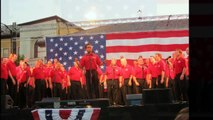 Pledge of Allegiance/God Bless The USA - The Vocal Majority Chorus