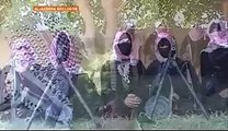 Iraqi resistance fighters pt. 3: Women fighters - 25 Dec 07