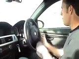 BMW M3 drifting  how to drift 2008