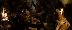 The creation of the first and badass Uruk-hai, Lurtz- Fellowship of the Ring (2001) Clip