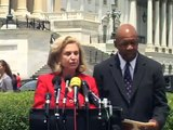 Rep Carolyn Maloney on the New Bill to Fight Gun Trafficking