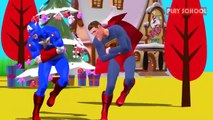 super man Cartoon Ringa Ringa Roses Nursery Rhymes  super man Songs Ringa Ringa Roses Rhymes for Chi