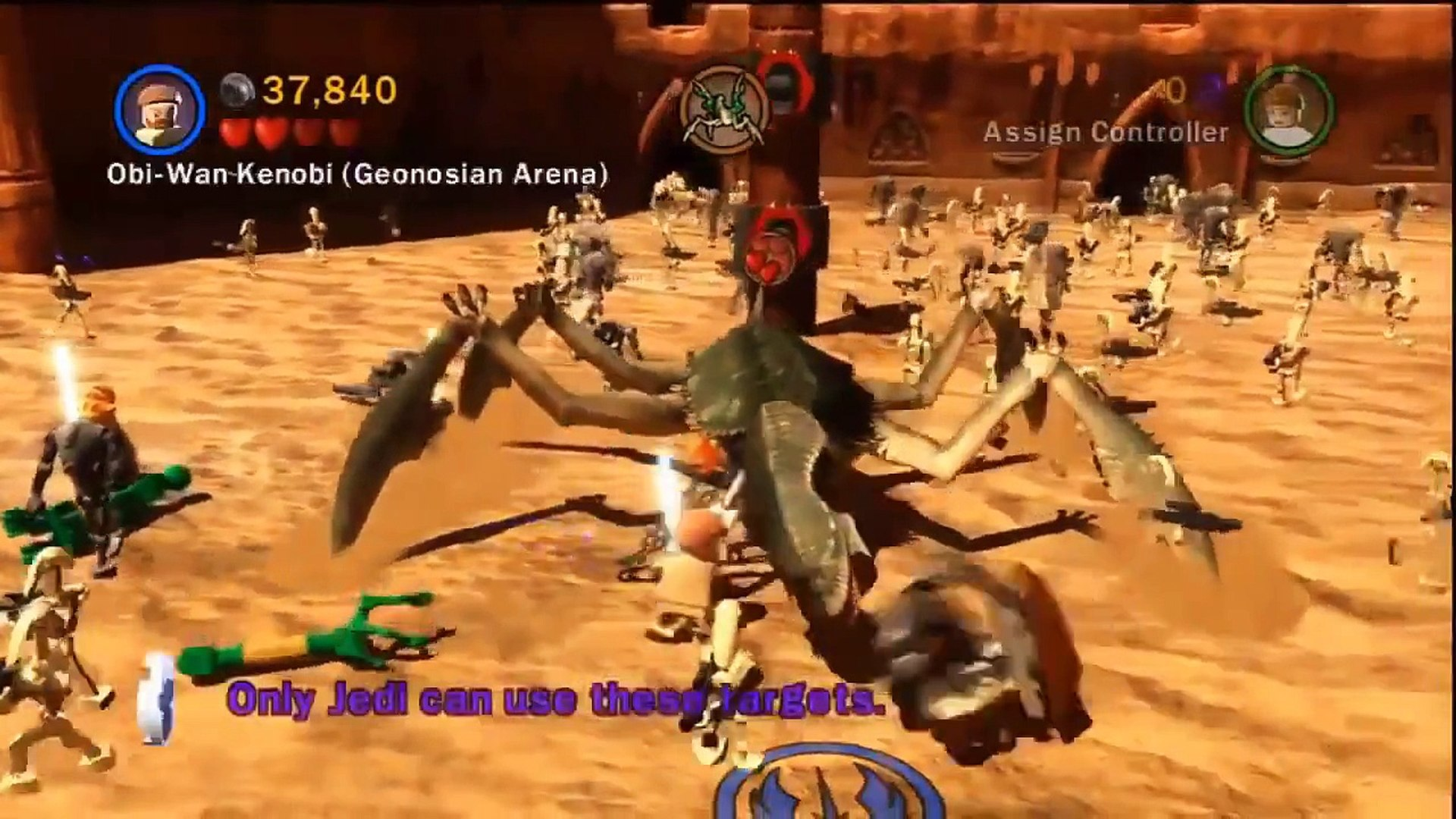 Unlimited Lives: Lego Star Wars III - The Clone Wars Review