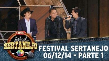 Festival Sertanejo SBT - PARTE 1