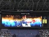 【清原引退試合】オリックス・バファローズ スタメン発表 (2008年最終戦)