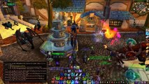 Seahorse in Stormwind glitch - World Of Warcraft