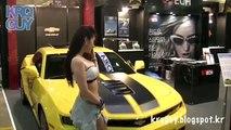# 096 KRQ Guy! 2014 Seoul Auto Salon 013. Korean Models. Korean Racing Queens. Korean Racing Models.