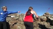 80km - Passage Col de la Terrasse - Chamonix Marathon du Mont-Blanc 2015