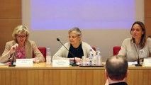 Aline Archimbaud, sénatrice - ouverture du colloque Genre et cancers professionnels, WECF France