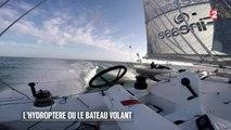 U.-S. News - L'hydroptère ou le bateau volant - 2015/06/27