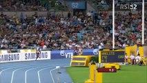 400m women heats heat 4 IAAF World Championships Daegu 2011