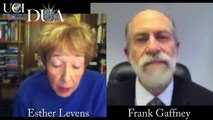 Frank Gaffney speaks about Benghazi Cover up with Esther Levens