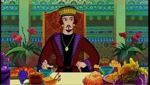 The Animated Book of Esther - Purim Story - The Lot
