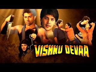 Vishnu Devaa | Sunny Deol, Aditya Pancholi | Full Punjabi Movie