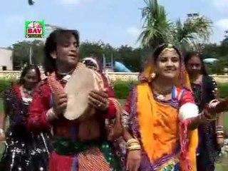 Chham Chham Nache Dekho | Ram Dev HD Video | Moinuddin Manchala, Durga Jasraj | Rangilo Rajasthan