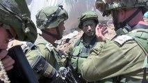 Tsahal recherche les tunnels souterrains du Hamas