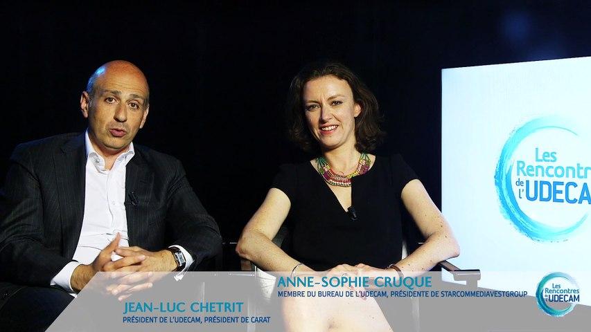 [Rencontres 2015] Teaser 3 septembre 2015 - Anne-Sophie Cruque et Jean-Luc Chetrit