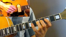 Rockabilly Guitar Lesson Mr. Ducktail