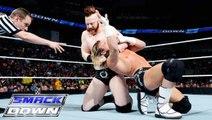 WWE Dolph Ziggler vs. Sheamus Wrestling SmackDown Match June 25, 2015 [ HD ]