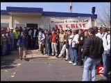 Ségolène et les ouvriers de Peugeot