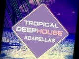Tropical Deep House Acapellas | Royalty Free Vocal Loops, Vocal Samples
