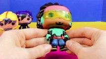 Big Hero 6 POP Disney Hiro Hamada Honey Lemon Baymax go go Tomago Wasabi no Ginger