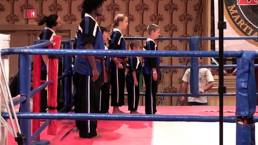 Chozen Martial Arts Demo Team - Las Vegas 2009