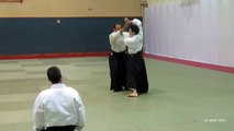 Aikido - Amazing Aikido maneuver by Nakamura Shihan