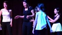 6/11 Para la Salsa spectacle danse cours préados modernjazz hip-hop 02-06-2015