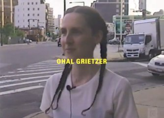 Dancing - Ohal Grietzer