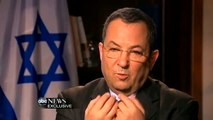 Ehud Barak discusses the Egyptian uprising with Christiane Amanpour