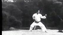 Old Heian Sandan shotokan karate kata jka