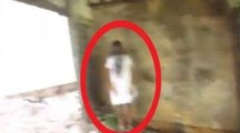 Spooky ghost caught witnessed in INDIA: Ghost activity caught on camera