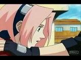 Sasuke and Sakura - Smile
