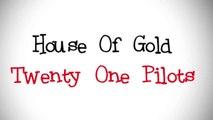 Twenty One Pilots House Of Gold Conan Video Dailymotion