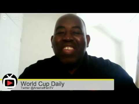 World Cup Daily – Germany & Arsenal Win The World Cup