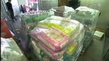 Hilfswelle rollt von Wien Richtung Bosnien und Serbien (ORF Wien heute - 20.05.2014)