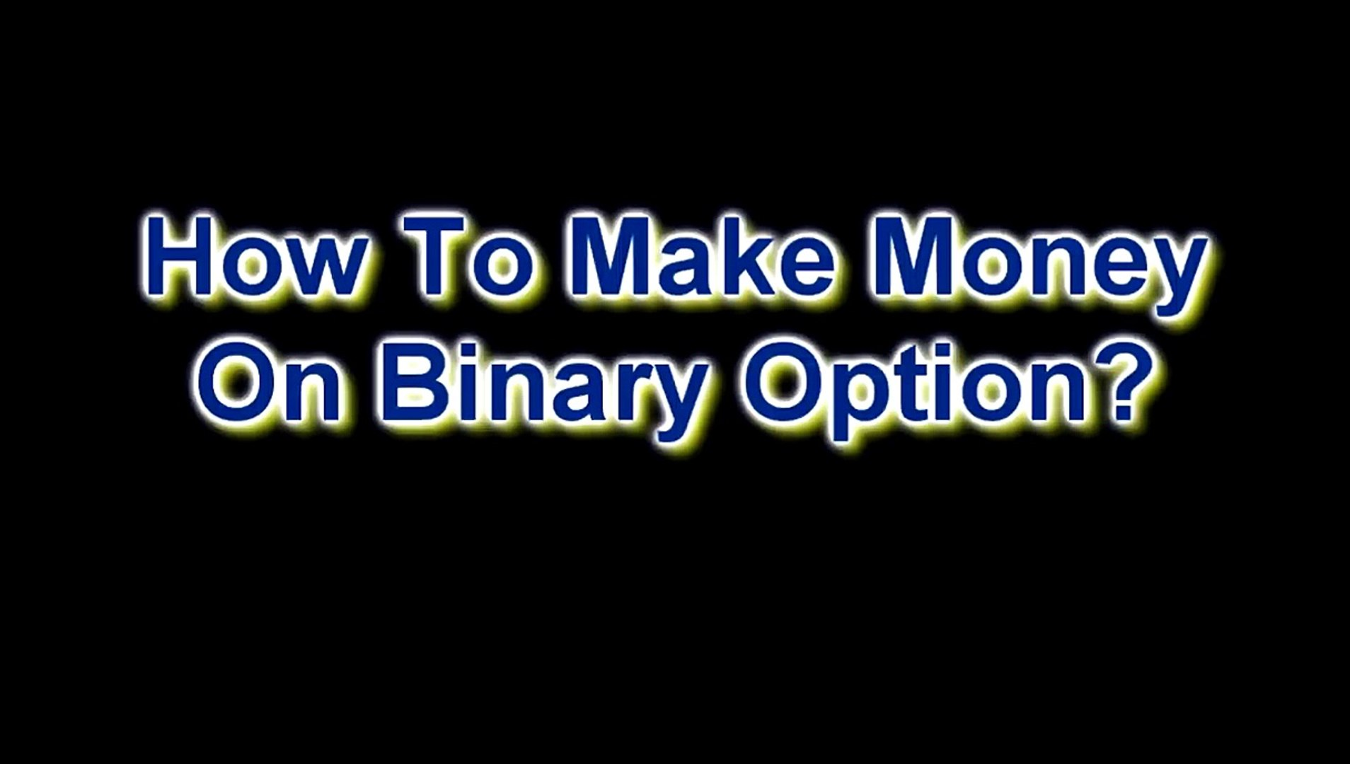 profit from binary options - how to profit with binary signal app - placing live option trades