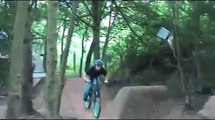 ASCENSION BMX TRAILS DIRT JUMPING JAM 2007 - Sat 28 July