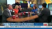 "Ralph Macchio, the original 'Karate Kid' on new series ""American Gypsies"""