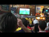 Arsenal Fans In Milwaukee (USA) Celebrate FA Cup Win