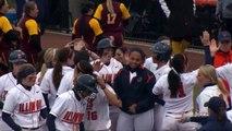 Softball Fighting Illini Invitational Day 1 Highlights 3/15/13