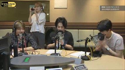 vietsub 150625 hope song radio show with baekhyun xiumin sehun baekliner