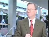 Interview with Eric Schmidt, CEO of Google