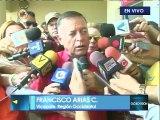 Arías Cárdenas: En Zulia tenemos instaladas 100% de las mesas