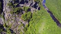 Aventure Grandeur Nature- Voyage en hélico (chopper ride)!
