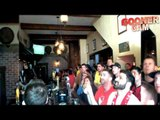 San Francisco's Bay Area Gooners Celebrate Win Over Spurs